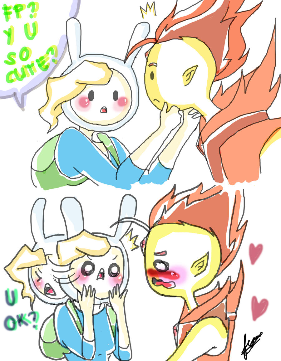 finn x fionna fanfiction - photo #24