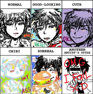 The different sides of a Di Angelo