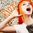Paramore - Hayley Williams - 3 by fame-avs