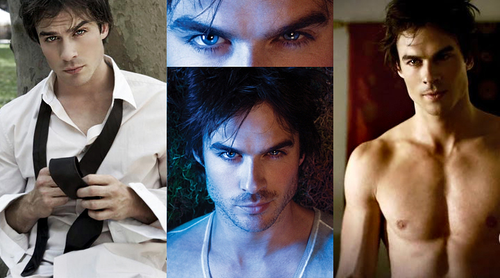 wallpaper - Damon Salvatore by fame-avs