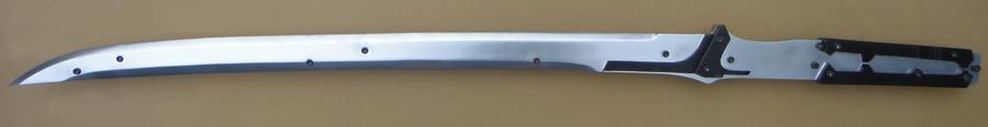 Cut at Will - Raiden's Sword by RazielGardel