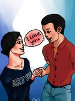 Love by jokerjohn1265