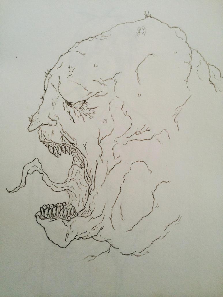 Ugly by Jarritosman