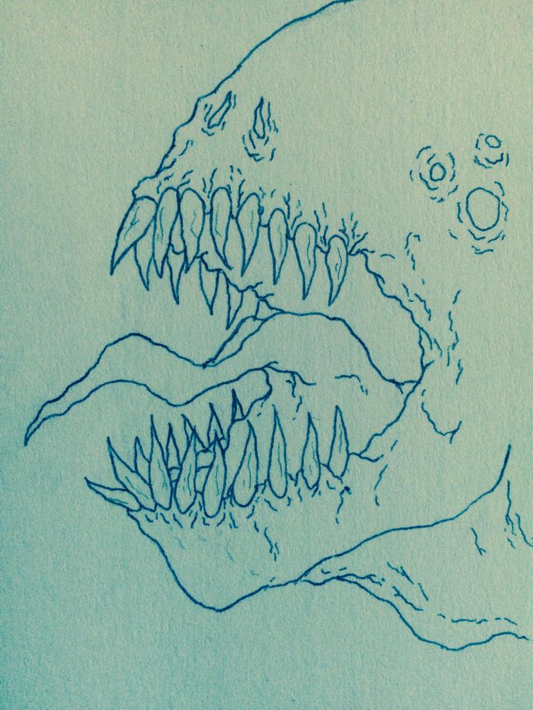 Monster by Jarritosman