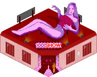 Pixel Art for ISOcity by A-f-x