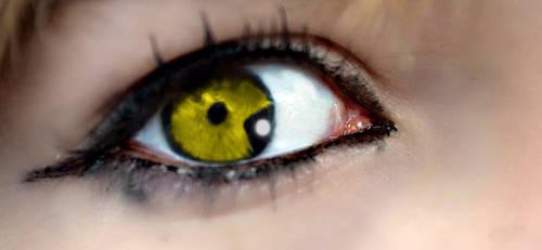 Pac man eye by BogFAST