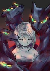 Demons by sanmei1992
