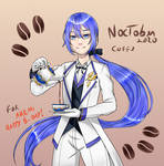 NOCTOBER 6 - Coffe by SannyUchiha