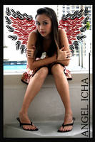 Angel Icha by monggiton