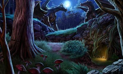 Dragonwoods