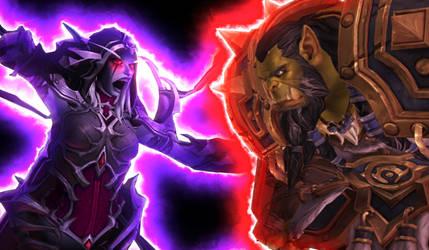 Thrall vs Sylvanas