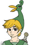 The Minish Cap Link Fanart !