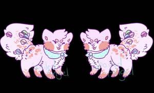 Francis~Sushi Dog Ref!!!