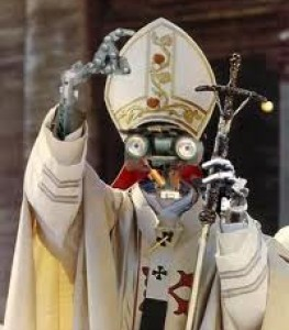 robotpope's Profile Picture