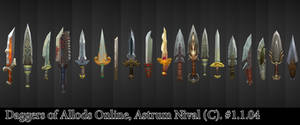 Daggers - Allods