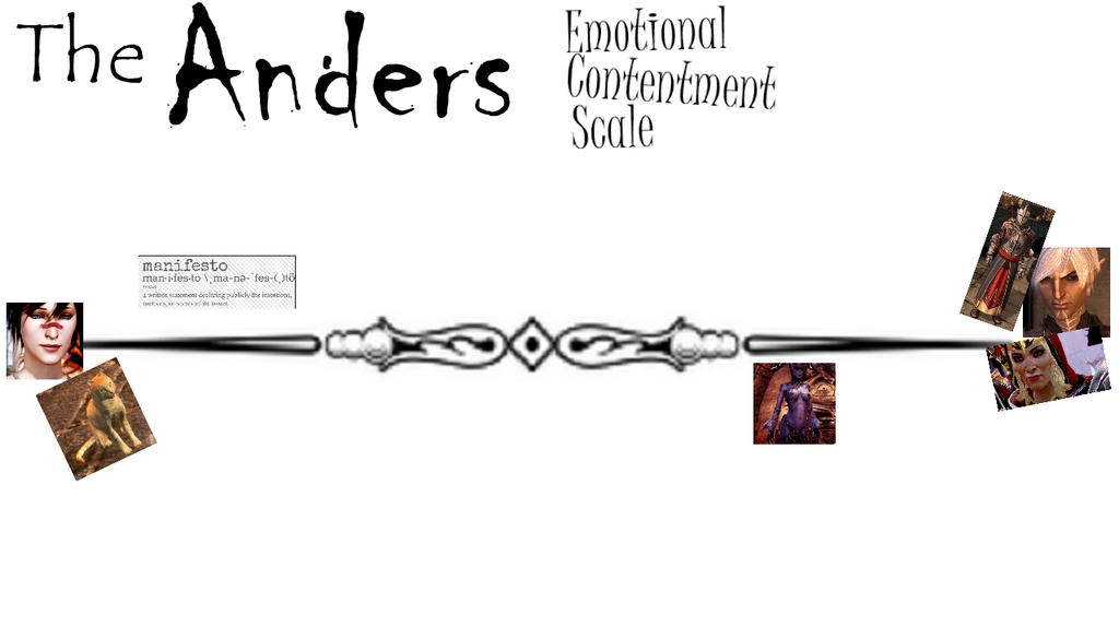 The Anders Scale of Emotional Contentment, by me! by Sporksoma