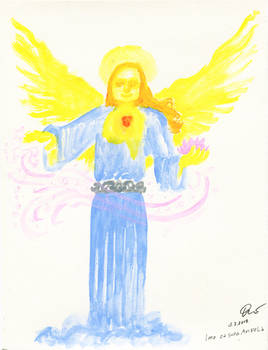 Healer Angel