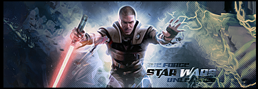 Star Wars Force Unleashed by Pixku