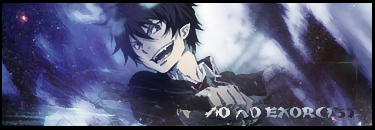 Blue exorcist tag by Pixku