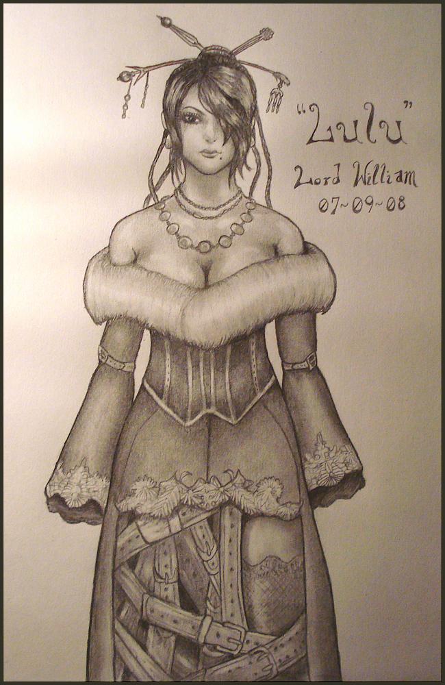 Los jueves de Lulu - Página 3 Final_Fantasy_X___Lulu_by_gavenecko