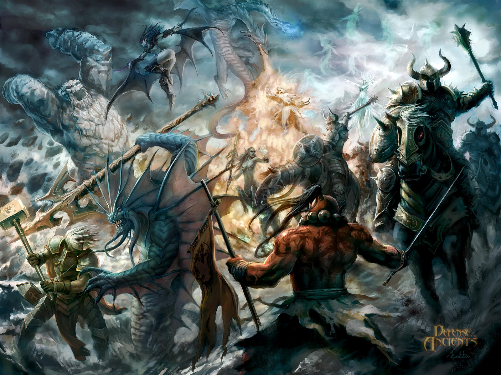 Defense of the Ancients -6.63-