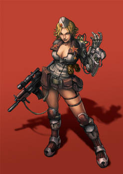 + Cossack Girl +
