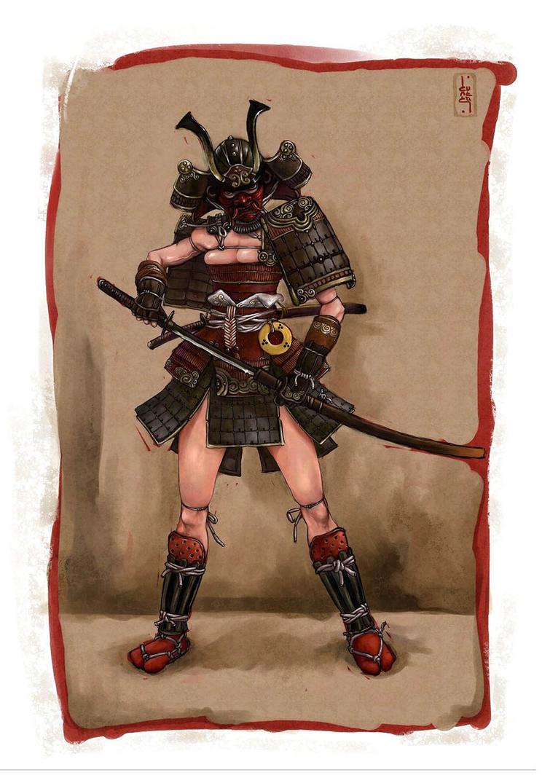 +Samurai Sugar+ by kunkka