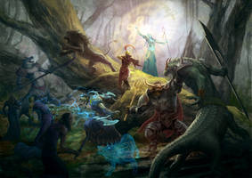WoW: Rumble in the Jungle by kunkka
