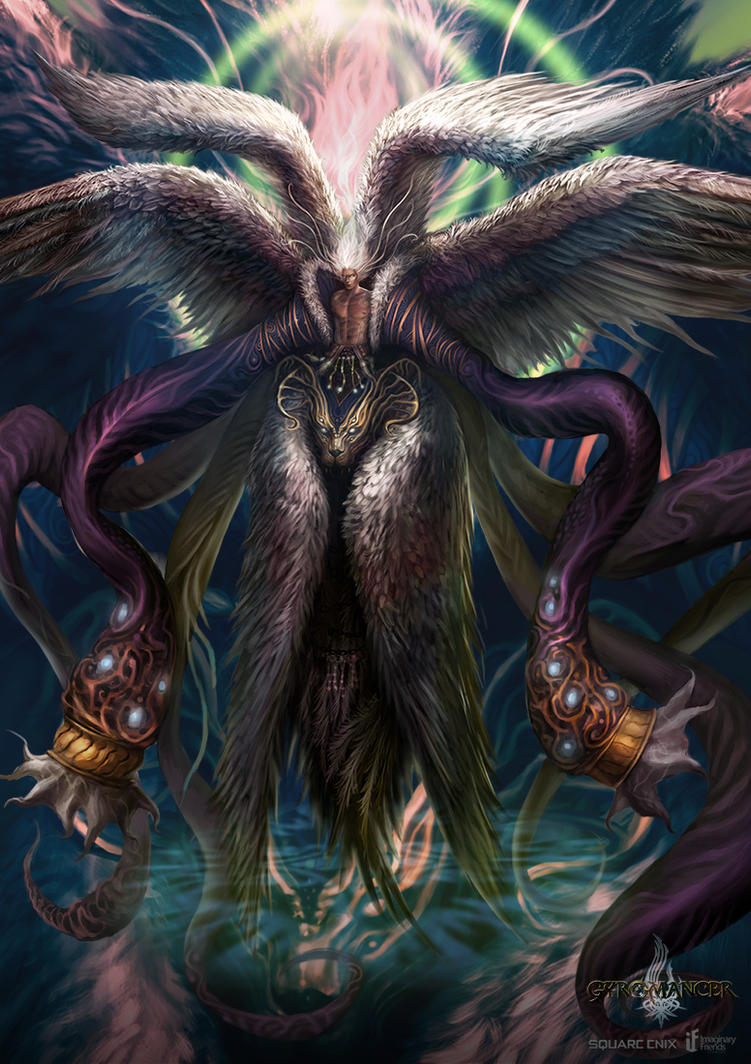 Everitt boss 2- gyromancer by kunkka