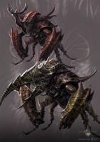 giant beetle - gyromancer by kunkka