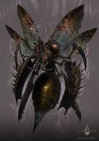 giant gnat - gyromancer by kunkka