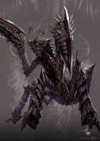 giant mantis - gyromancer by kunkka