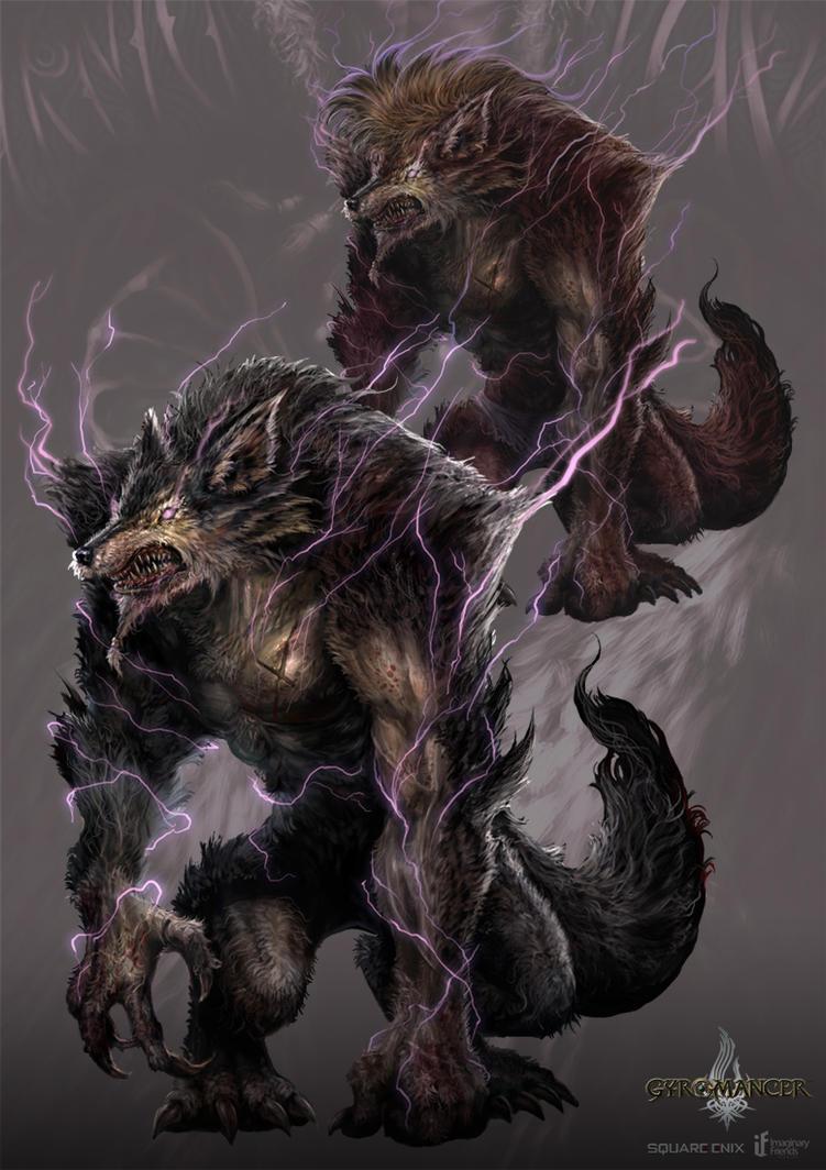 werewolf - gyromancer ...
