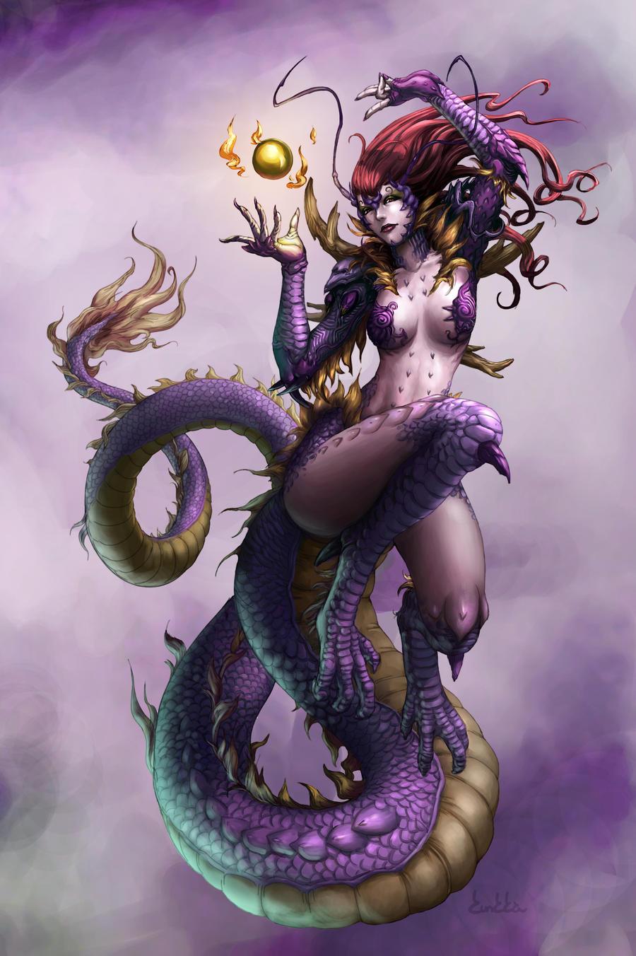 + Dragon Lady +