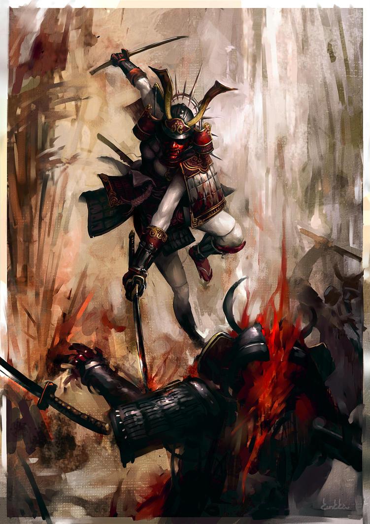 SamuraiSugarSlash by kunkka