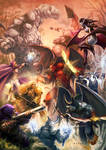 DotA: Defense of the Ancients
