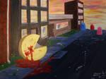 Death of Pac-Man