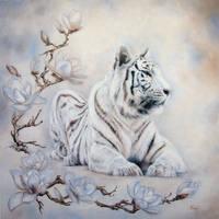 Magnolia Blossom by IrenaDem