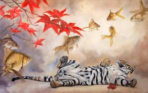 Sweet dreams by IrenaDem