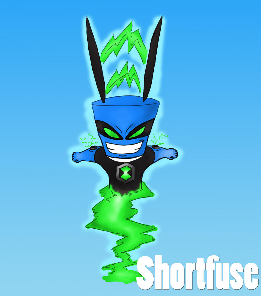 Ben 10 Future: Shortfuse by Retro-D64
