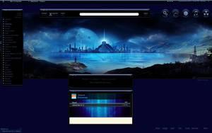 Deep Blue Vision by rissol