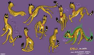 more Cheetah development by Kobb
