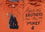 Comic Con 2008 - Mike shirt