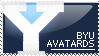 BYU Avatards Stamp by Kobb
