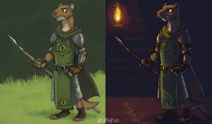 Mossflower - Kotir uniforms