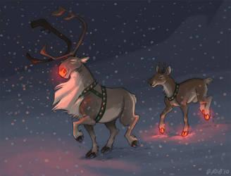 Grandpa Rudolph by Kobb