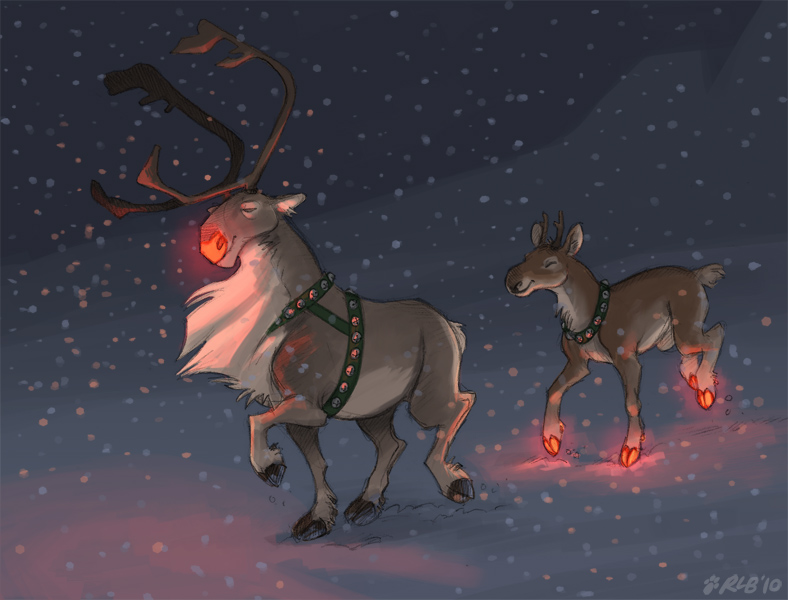 Rudolph the Red-Nosed ...