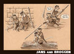 Commission: Jans and Broggen