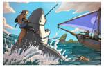 BWD: Shark Hunters