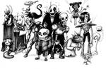 Undertale: Monsters of the Underground